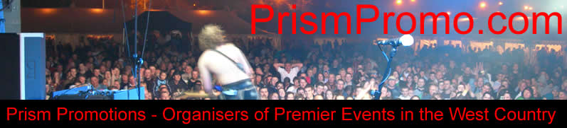 Prism Promotions - Event Organisers for the West Country